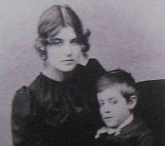 Suzanne Valadon and Utrillo