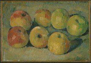 Cezanne Pommes