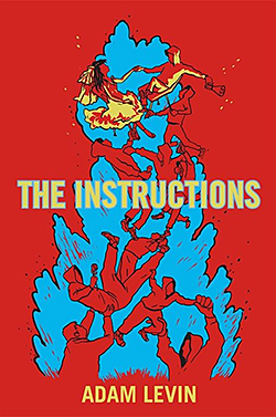 Adam Levin - The Instructions