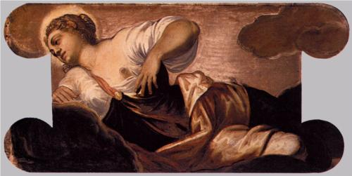 Tintoretto's Allegory of Truth