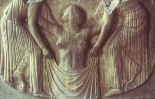 Aphrodite and the Horae