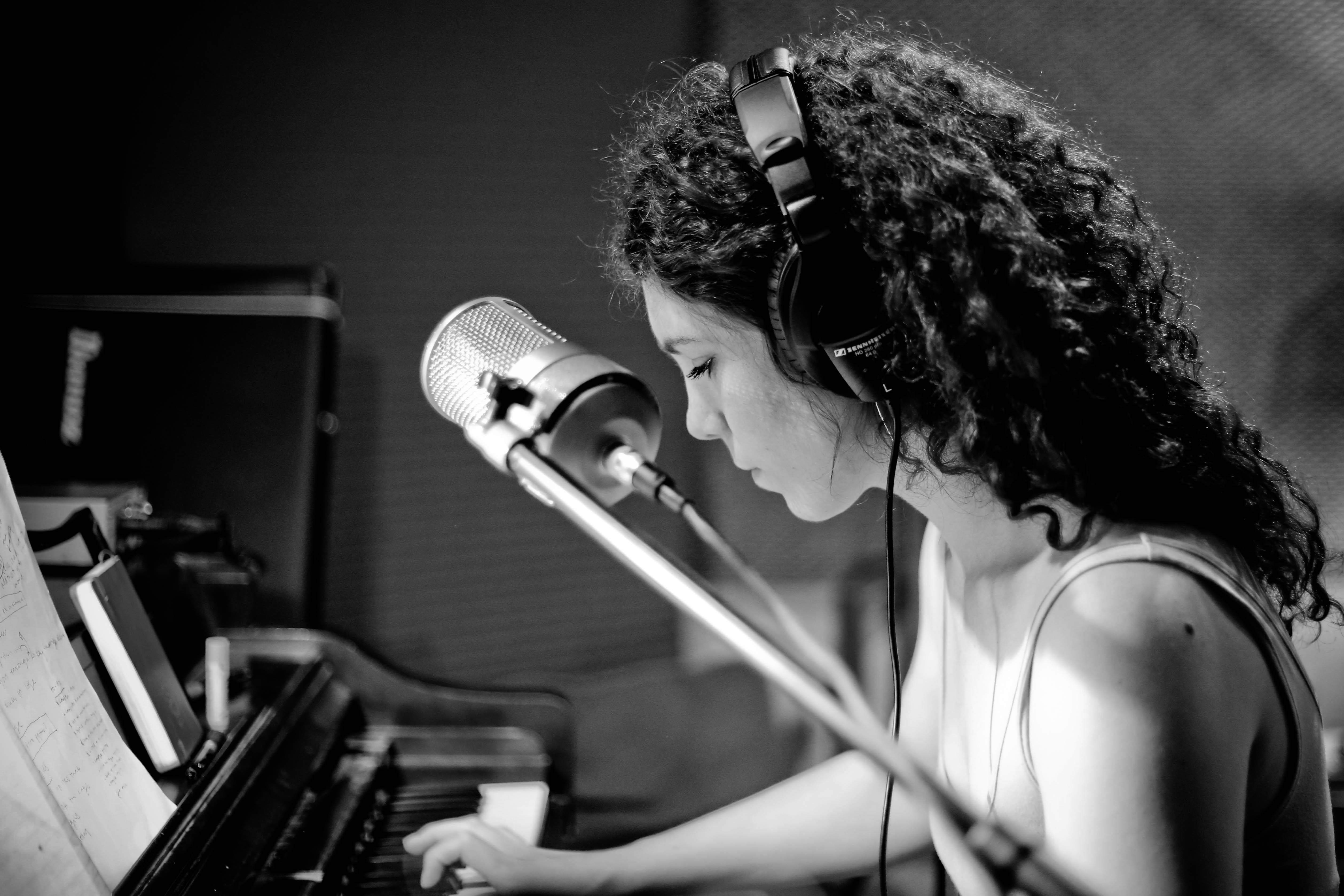 Musician Ashlyn Thatcher