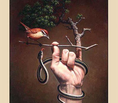 "ReviewsDenton Loving's ""Crimes Against Birds""more"
