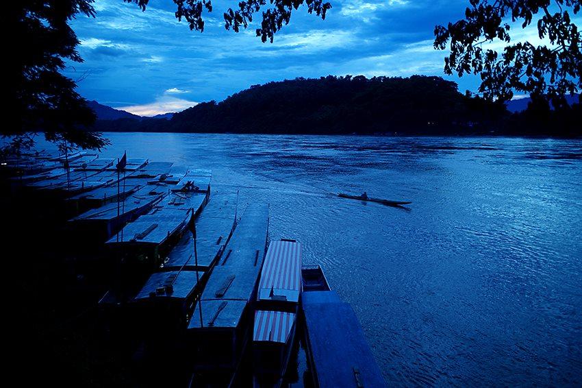 Laos Mekong River 2016